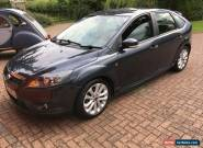2009 Ford Focus Zetec S 1.8 grey 125bhp for Sale