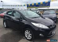 2010 Ford Fiesta 1.4 Zetec 5dr for Sale