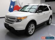 2014 Ford Explorer XLT Sport Utility 4-Door for Sale