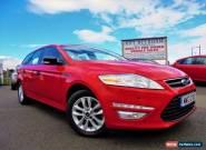 2013 13 FORD MONDEO 2.0 ZETEC TDCI 5DR AUTO 140 BHP DIESEL for Sale