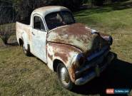 1956 FJ Holden ute to suit restoration. May suit fx fc ek eh buyers.  for Sale
