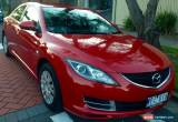 Classic MAZDA 6 AUTO 2008 **12 months Rego and RWC. One Owner** for Sale