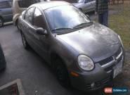 2005 Dodge Neon for Sale