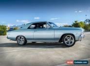 1966 Chevrolet Chevelle Big Block for Sale