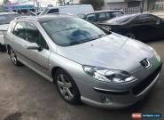 peugeot 407 hdi wagon for Sale