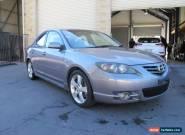 2004 Mazda 3 BK SP23 Grey Automatic 5sp M Sedan for Sale