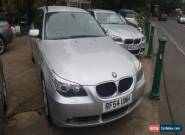 BMW 5 SERIES 525i SE TOURING AUTOMATIC , Silver, Auto, Petrol, 2004  for Sale
