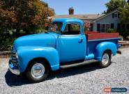1950 Chevrolet Other Pickups DeLuxe for Sale