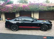2012 Ford Mustang shelby cobra for Sale