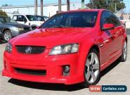 HOLDEN VE SS V 6SPD MANUAL - Not Calais Caprice Commodore SV6 HSV GTS Clubsport for Sale