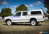 Classic 1998 Ford Courier XL 4WD dual cab Ute for Sale