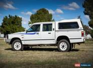 1998 Ford Courier XL 4WD dual cab Ute for Sale