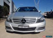 2014 Mercedes-Benz C250 CDI W204 Elegance Sedan 4dr 7G-TRONIC + 7sp 2.1DTT for Sale