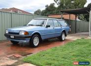 XE FORD STATION WAGON 1984 WITH NEW INTERIOR not XA,XB,XC,XD,XF for Sale