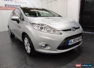 2009 Ford Fiesta 1.25 Zetec 3dr for Sale