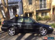 Saab 9-302A Convertible for Sale