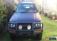 holden rodeo 4x4 diesel for Sale
