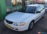 holden commodore wagon for Sale