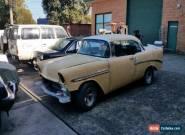 1956 Chev 2 door bel air hardtop for Sale