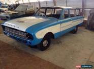 FORD XM XP STATION WAGON  for Sale