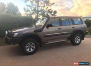 2003 Nissan Patrol 4.8 4x4, Only 17,000km (yes 17 thousand) - immaculate cond for Sale