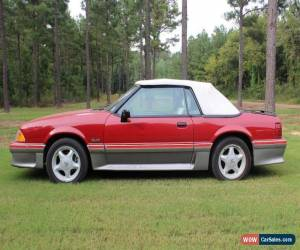 Classic 1988 Ford Mustang GT CONVERTIBLE for Sale
