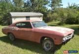 Classic 1969 Chevrolet Chevelle SS Hardtop 2-Door for Sale