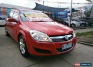2008 Holden Astra AH MY08 CD Red Automatic 4sp A Hatchback for Sale