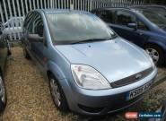 Ford Fiesta 1.4 2005.5MY Zetec Climate for Sale