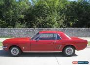 1966 Ford Mustang 289 Coupe for Sale