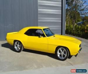 Classic 1969 CHEVROLET CAMARO - 350ci - 700R - CUSTOM TRIM - Holden Mustang Pickup Ford for Sale