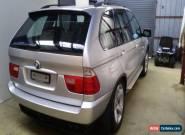 2002 bmw x5 v8 for Sale