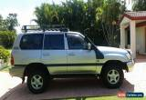 Classic Toyota Landcruiser GXL (4x4) (2002) 5D Wagon Manual (4.2L - Diesel... for Sale
