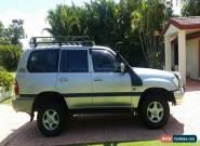 Toyota Landcruiser GXL (4x4) (2002) 5D Wagon Manual (4.2L - Diesel... for Sale