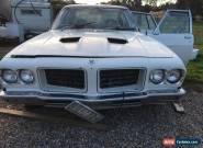 1971 Holden HQ Statesman DeVille for Sale
