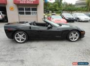 2005 Chevrolet Corvette BLACK LEATHER for Sale
