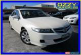 Classic 2006 Honda Accord MY06 Upgrade Euro White Automatic 5sp A Sedan for Sale