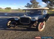 1920  Hupmobile tourer for Sale