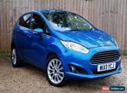 2013 Ford Fiesta 1.6 Titanium X Powershift 5dr for Sale