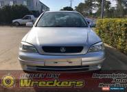 Holden Astra 2004 Silver Automatic Hatchback  for Sale