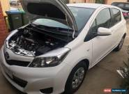 2012 TOYOTA YARIS AUTOMATIC WITH LONG REGISTRATION . for Sale