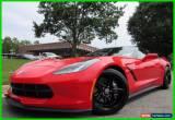 Classic 2015 Chevrolet Corvette Stingray for Sale