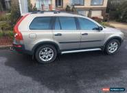 VOLVO XC90 2004 AUTO 5 DR WAGON 4.4 LTR 6 CYL V6 PETROL WRECKING/ DISMANTLING for Sale
