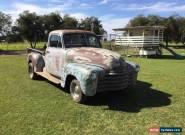 1951 Chevrolet truck for Sale