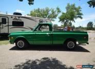 1970 Chevrolet C-10 for Sale