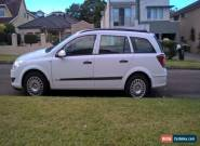 2007 AH Astra Wagon with low kilometers suit Holden Toyota Mazda Ford buyers  for Sale