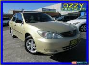 2003 Toyota Camry ACV36R Altise Gold Automatic 4sp A Sedan for Sale