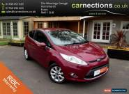 2008 58 FORD FIESTA 1.2 ZETEC 3D 81 BHP for Sale