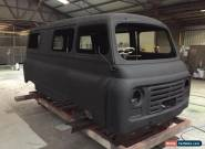 J2 Morris Van Rare for Sale