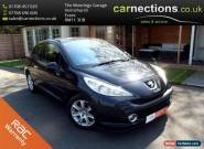 2007 07 PEUGEOT 207 1.6 SPORT 3D 108 BHP DIESEL for Sale